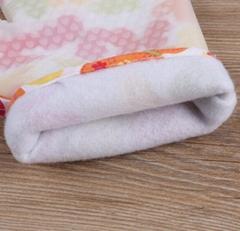 Kitchen Tool Glove for Chef Silicone Cotton Mitt