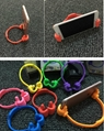 Mobile Phone Table Stand Silicone