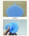 Soft Silicone Brushes for Kitchen Fruit