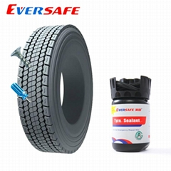 Motorcycle Anti-freeze liquid tire sealant for tubeless tire puncture repair
