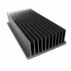 Aluminium heatsink