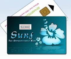 RFID SLE-4442 Secure Memory Card