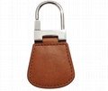 RFID Leather Key Fob PJM9