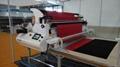 布路奇全自動海棉復合面料拉布機鋪布機 3