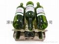 惠州厂家供应纸托环保纸托酒瓶纸