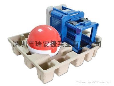 纸托厂家供应工艺品纸托纸托盒 1