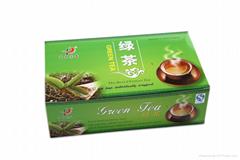 綠茶袋泡茶(100泡/盒)