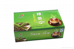 Chinese maker Premium XiHuLongJing Green Tea bag(100 Tea bags/box)