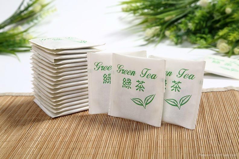 Chinese maker Premium XiHuLongJing Green Tea bag(100 Tea bags/box) 2