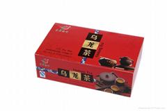 Chinese maker Premium Semi-fermented Oolong Tea bag(100 Tea bags/box)