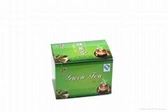 Chinese maker Premium XiHuLongJing Green Tea bag(20 Tea bags/Sachets)