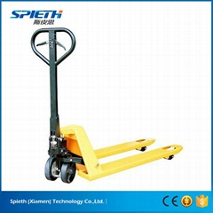 Heavy duty pallet truck 2-5 tons