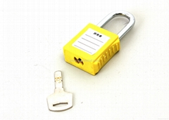 G01 38cm 6mm Steel safety Padlocks , safety lockout tagout (Hot Product - 1*)