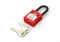 G11 38cm Nylon 6mm safety master lock
