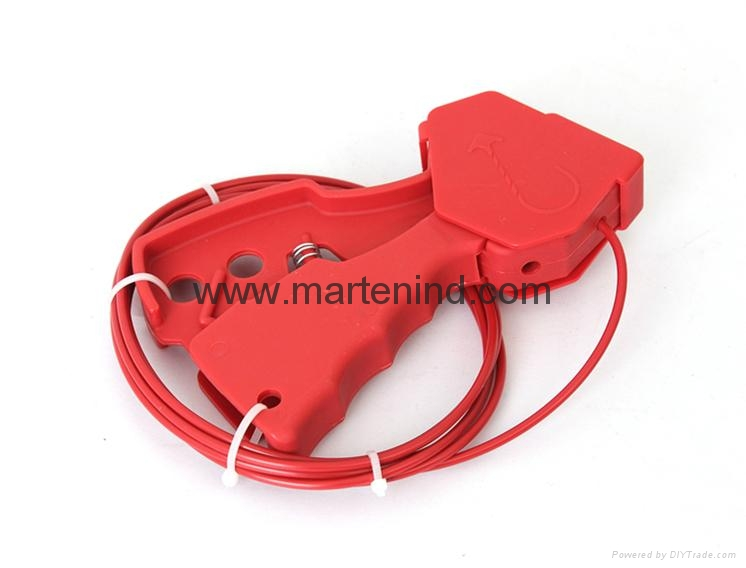 L01 Safety Cable Lockout