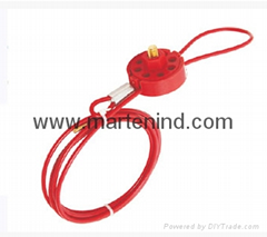 L31 Wheel Type Cable Lockout