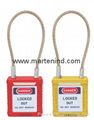 G31 safety custom mini cable Padlock