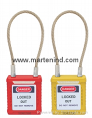 G31 safety cable Padlock