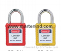 G41 25cm 6mm safety loto stainless steel padlock