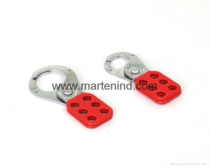 K01 K02 safety HASP Lockout