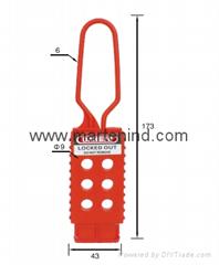 K42 Nylon  HASP Lockout  (Hot Product - 1*)