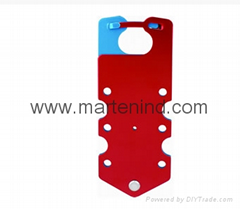 K53 safety steel small box hasp