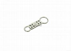K61 safety Aluminum HASP Lockout