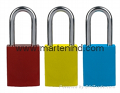 G61 G62 Safety Aluninum Padlocks