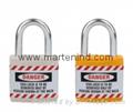 J01 Safety  JACKET wholesale padlock with key