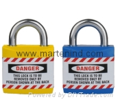 J01 Safety  JACKET Padlocks