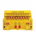 B102 Safety Lock Station for locks