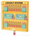 B201 Safety Lock Station for locks