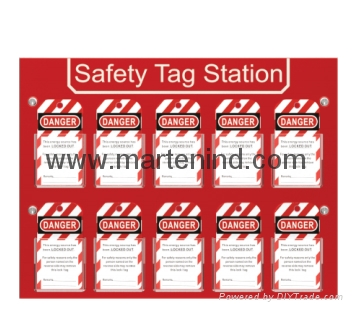 B51 Safety Station for tags