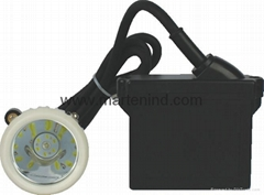 KL5LM-B 10000lux chargeablbe led mining Cap lamp (Hot Product - 1*)