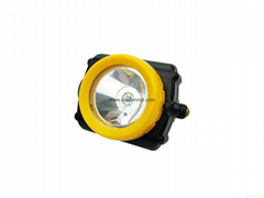 KL6 10000lux Waterproof LED rechargeable Cordless Mining Cap Lamp