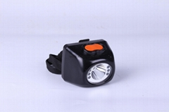 Kl4.5lm 8000lux Digital Portable Mining LED Cap lamp