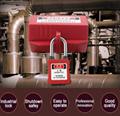 D81 safety  Lockout , MCB safety lockout