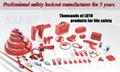 K43 Nylon loto safety cabinet hasp lock lockout