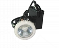 KL5LM-B 10000lux chargeable led mining Cap lamp