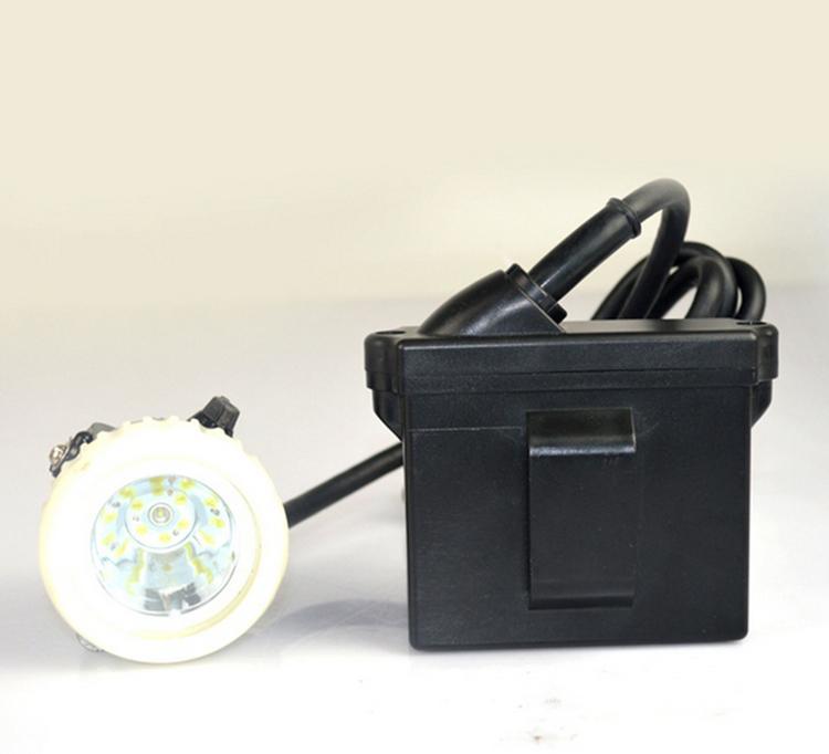 5Ah Lithium ion LED 4500lux mining underground mining hard hat lamp 1