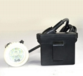 5Ah Lithium ion LED 4500lux mining underground mining hard hat lamp