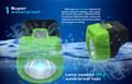 NEW KL3 Miners Cap Lamp Metal Led Mining multifunctional Moving Head Light 3