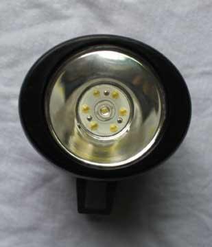 4500lux led cordless Mining Cap lamp Kl2.5LM  7