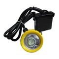 Yellow Head Ring 6.6Ah Li Ion 3v 10000lux KL5LM led Mining Cap Lamp