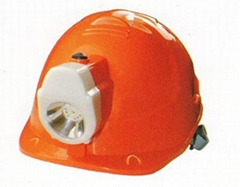 KL1000 4500lux safety led mining hard hat lamp