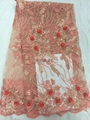 French tull lace New Arrival 3D design