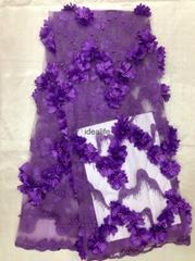 3D flower handwork Frenc