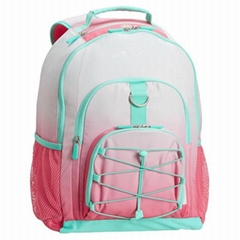 New 2017 Gear-Up Cool Tie-Dye Stripe Backpacks