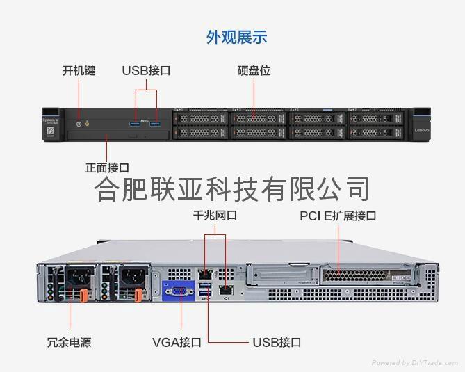 安徽聯想IBM服務器X3250M6I71 5
