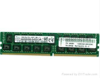 46W0829 IBM16G內存聯想服務器X3650 1